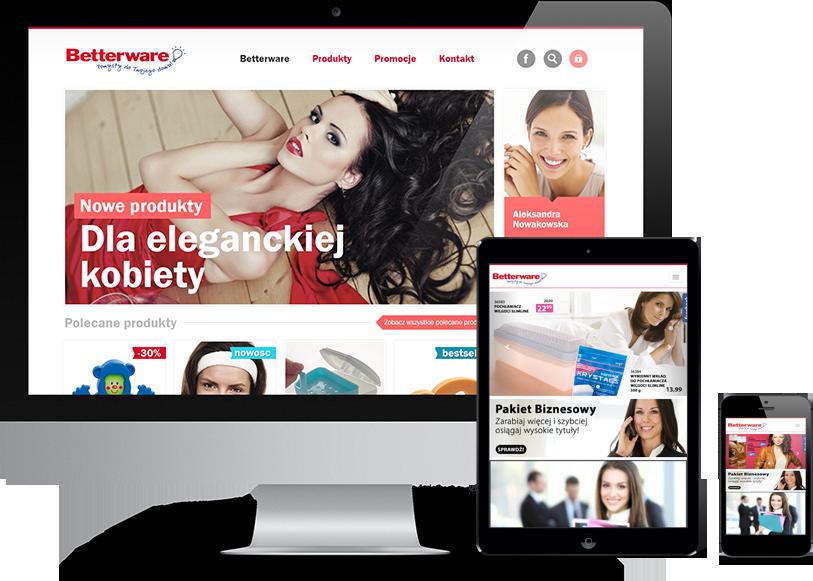 tworzenie sklepów internetowych poznań
