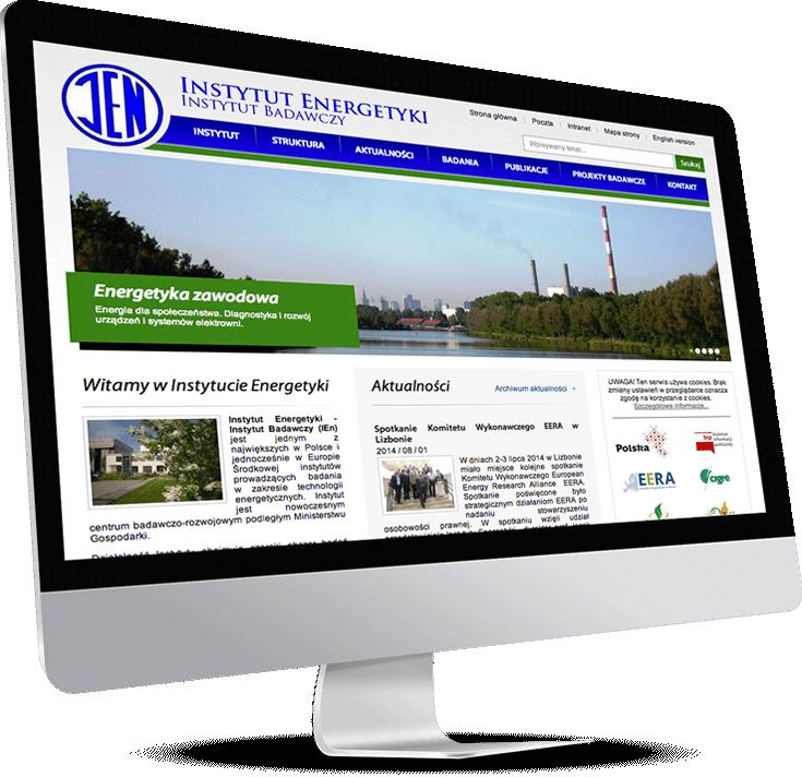 projektowanie strony www